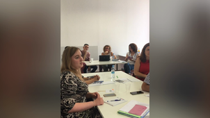 DILABS - Erasmus+ Prague, 2nd day of the study visit