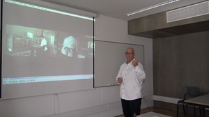 Extracts of Self analysis of Chef Lima:  the adaptation