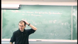 Operads & Grothendieck-Teichmüller groups - Lecture 6: Fundamental groupoids and the colored braid o