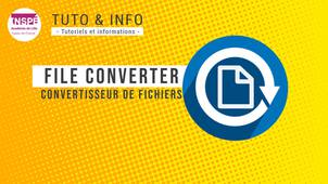 Tutoriel FileConverter