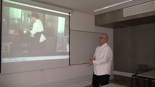 Extracts of Self analysis of Chef Lima:  difference in the way of teaching/pupils and helpers at Intermarche