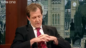 Alastair Campbell in emotional defence of Tony Blair on Iraq - The Andrew Marr Show - BBC One.webm