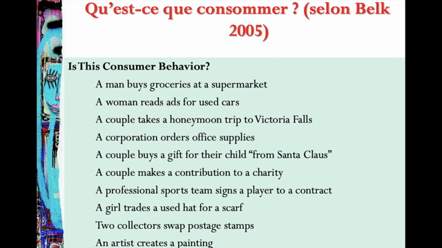 Introduction - Analyse de la consommation