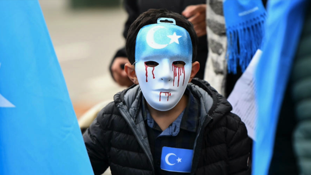 GENOCIDE OF UYGHURS IN CHINA