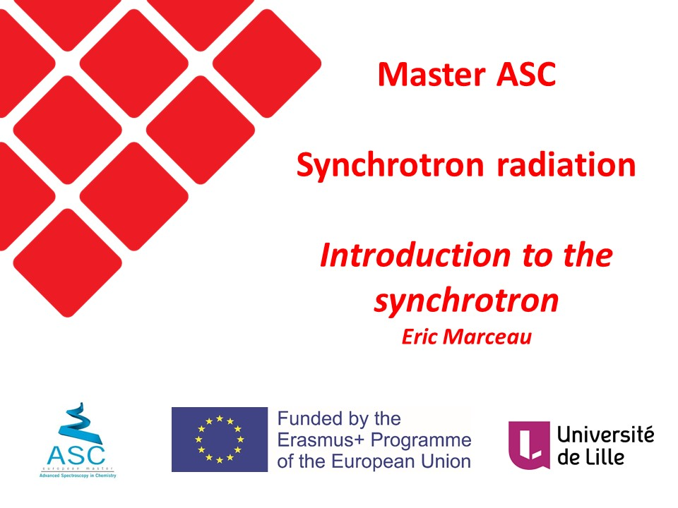 Introduction to Synchrotron